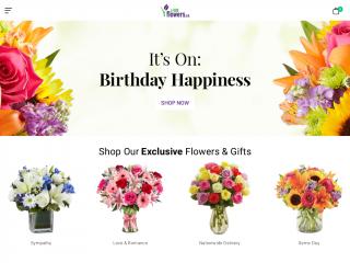 1800flowers.ca screenshot
