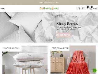 365factoryoutlet.com screenshot