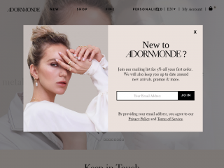 adornmonde.com screenshot
