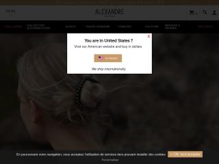 alexandredeparis-store.com