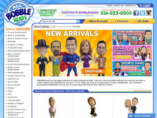 allbobbleheads.com