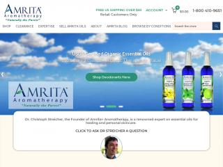 amrita.net screenshot