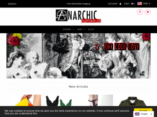 anarchicfashion.com