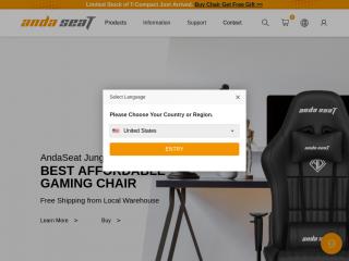 andaseat.com