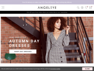 angeleyefashion.com