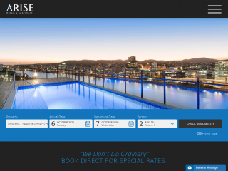 arisehotels.com.au