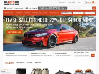 autoanything.com screenshot
