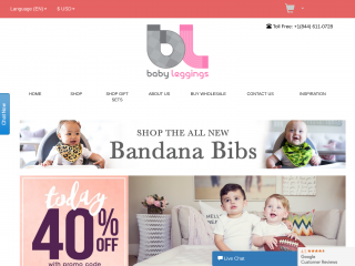 babyleggings.com