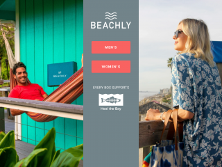 beach.ly screenshot