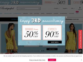 boutiquefeel.com screenshot