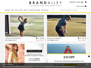 brandalley.co.uk screenshot