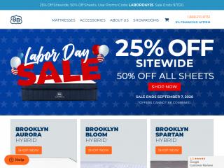 brooklynbedding.com