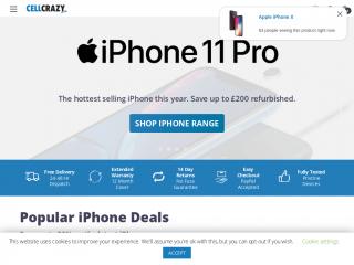 buy.cellcrazy.co.uk screenshot