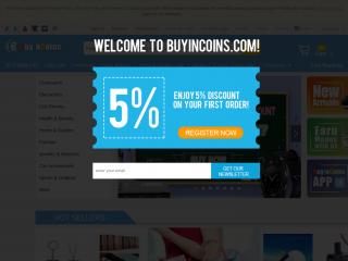 buyincoins.com screenshot