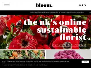 bybloom.co.uk screenshot