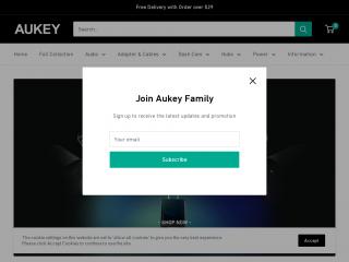 ca.aukey.com