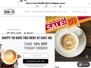 cafejoeusa.com
