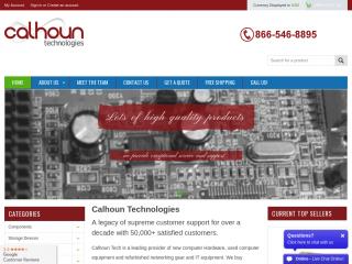 calhountech.com