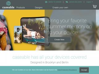caseable.com screenshot