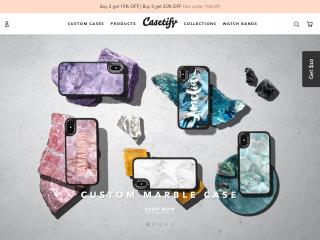 casetify.com screenshot