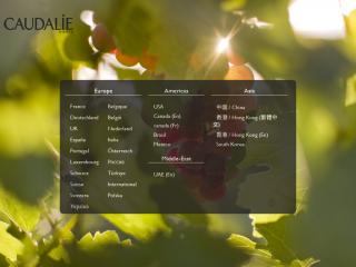 caudalie.com screenshot