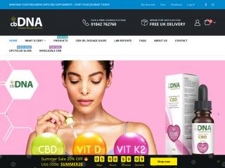 cbdna.co.uk
