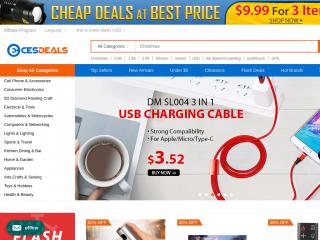 cesdeals.com screenshot