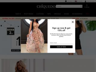 chiquedoll.com screenshot