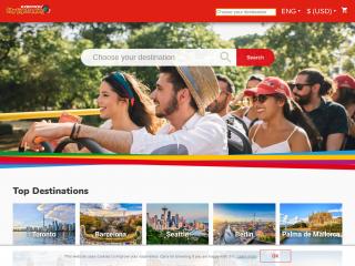 city-sightseeing.com screenshot