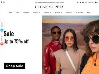 cloaksupply.com