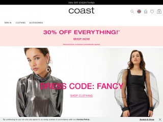 coastfashion.com