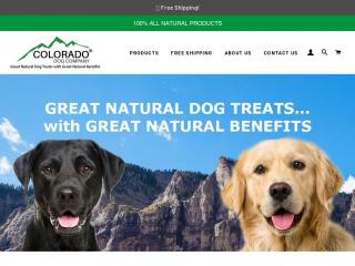 coloradodog.net screenshot