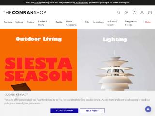 conranshop.co.uk screenshot