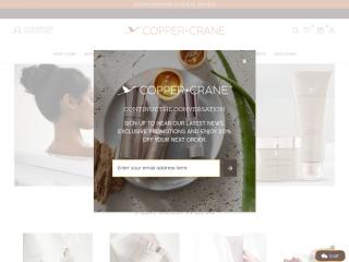 copperandcrane.com screenshot