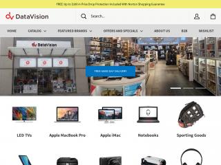 datavision.com screenshot