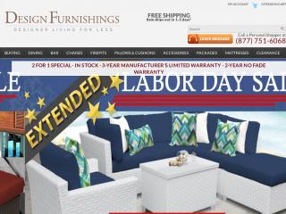 designfurnishings.com screenshot