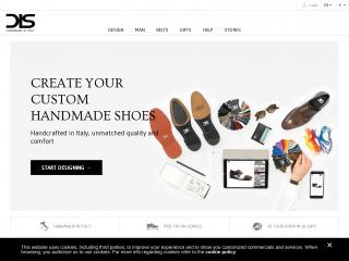 designitalianshoes.com screenshot