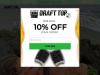drafttop.com coupons