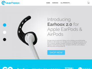 earhoox.com screenshot