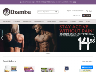 ebambu.ca screenshot