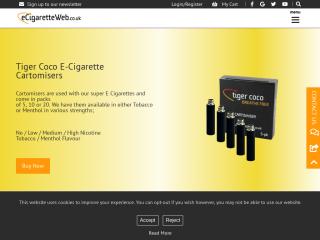ecigaretteweb.co.uk