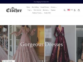 ecochee.com screenshot