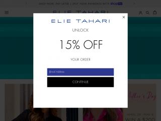 elietahari.com