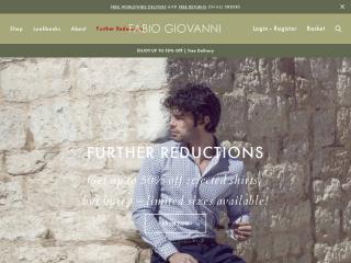 fabiogiovanni.com screenshot