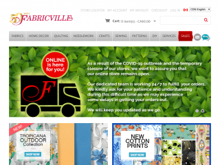 fabricville.com