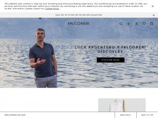 falconeri.com screenshot