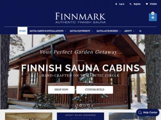 finnmarksauna.com