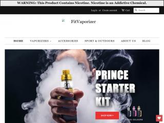 fitvaporizer.com screenshot
