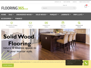 flooring365.co.uk screenshot