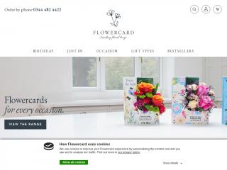 flowercard.co.uk screenshot